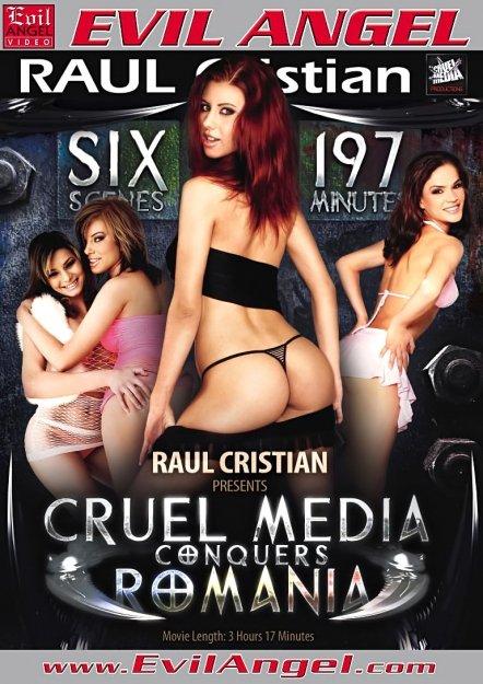 Cruel Media Conquers Romania , filme xxx romanesti , muie , pizda , cur , orgasm , romance , pula mare , dubla penetrare , sex oral , sex anal ,