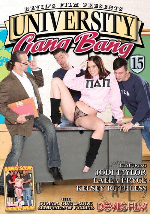 University Gang Bang 15 , muie , pizda , cur , filme porno cu studente , orgie , sex in grup , orgasm , pula mare , eleve , studente , porno staruri , Jodi Taylor ,Kierra Wilde , Laela Pryce , filme porno online ,