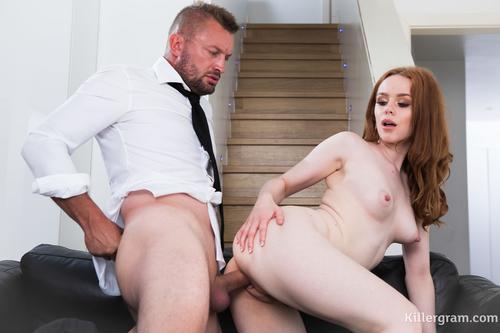 Roscata Ella Hughes sex cu o pula mare xxx 2019 HD . 1