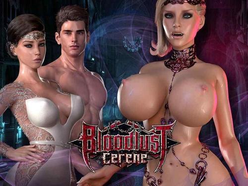 Filme porno hentai 3D Bloodlust Cerene full HD . 1