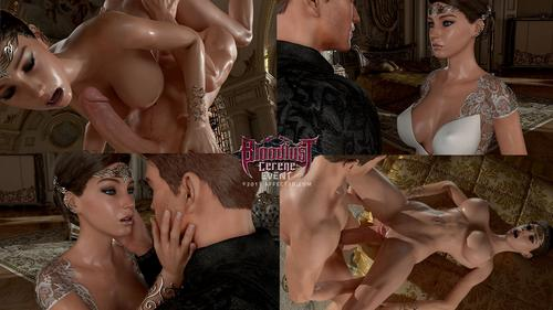 Filme porno hentai 3D Bloodlust Cerene full HD .