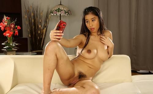 Filme porno with sexy big tits asian Jade Kush 2019 HD .